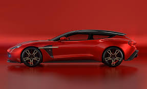 zagato lamborghini 2018 aston martin vanquish zagato shooting brake pictures photo
