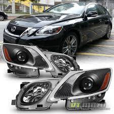 jdm lexus gs 350 hid afs 2006 2011 lexus gs300 gs350 gs450h gs460 headlights