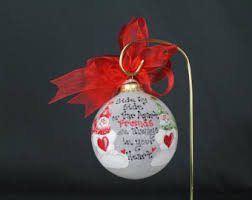 handpainted personalized ornaments by personalizedpainter on etsy