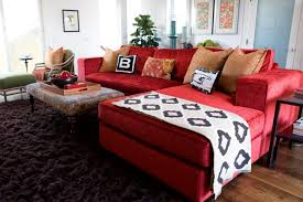 living room red couch modern living room red sofa functionalities net