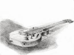 guitar pencil sketch art pencil drawings guitar art pencil drawing