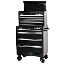 husky 27 in 8 drawer tool chest and cabinet set husky 27 in 8 drawer tool chest and cabinet set rust resistant