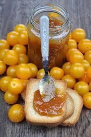 cuisiner les tomates cerises confiture aux tomates cerises jaunes dans la cuisine d audinette
