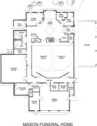 how to plan a funeral funeral home floor plan layout homes floor plans