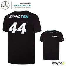mercedes amg shirt lewis hamilton 44 mens t shirt 2017 special edition mercedes amg