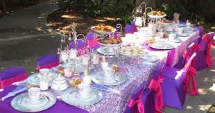 tea party table and chairs princess tea party girls party kids tables and chairs decoration