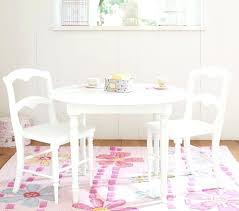childrens white table and chairs childrens round table and chairs kids round table and chair set for