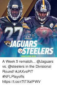 Jaguars Memes - steelers nfl nfl divisional jaguars steelers steelers sunday