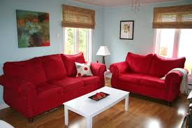 Red Living Room Chairs Reader Room Inspiration How Do I Decorate With A Red Couch Red