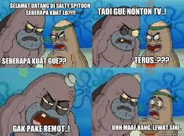 Indonesian Meme - salty spitton indonesian memes quickmeme
