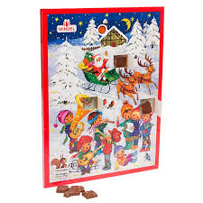 musical chocolate advent calendar candywarehouse