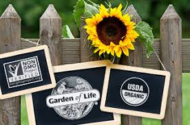 pictures of a garden organic non gmo raw whole food supplements garden of life