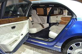 bentley mulsanne custom interior bentley mulsanne grand limousine by mulliner geneva live