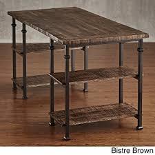 Modern Rustic Desk Home Myra Vintage Industrial Modern Rustic Storage