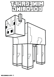 coloring pages minecraft pig coloring pages minecraft pig fresh ocelot page incredible fiscalreform