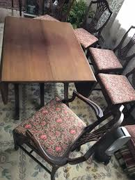 Duncan Phyfe Dining Room Table And Chairs Antique Duncan Phyfe Dining Room Table Chairs Furniture In