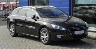 peugeot 608 estate gallery of peugeot 508 sw