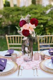 Plum Wedding Elegant Plum Wedding Inspiration Dessert Bar 100 Layer Cake