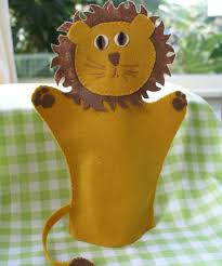 lion puppet lorenzo the friendly lion puppet felt