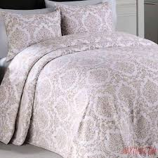 King Size White Coverlet Bedding Summer Bed Covers Blue King Size Quilts Double