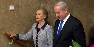 where does hillary clinton live hillary clinton wasn u0027t always this one sided on israel