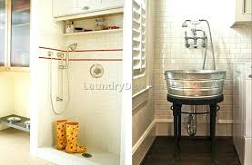 Sink For Laundry Room Utility Sink Laundry Room 1 Best Ideas Decorlaundry Cabinet As