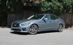 2014 Infiniti Q50 First Drive Review