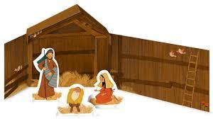 nativity advent calendar a build it yourself nativity advent calendar focus on the