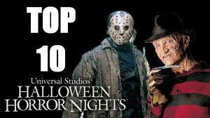 halloween horror nights 2015 florida residents the top 10 halloween horror nights mazes youtube