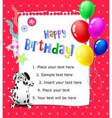 baby s birthday baby happy birthday card pink royalty free vector image
