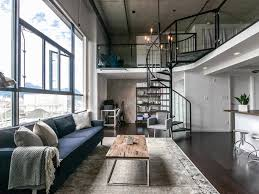 condo of the week an industrial chic loft for just under 600k