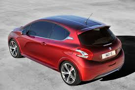 peugeot 208 gti 2016 video peugeot 208 gti concept action promo autotribute