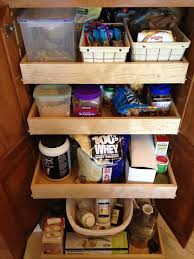 Kitchen Cabinets Slide Out Shelves by Kitchen Cabinets Slide Out Drawers For Pantry With Polytherm Over