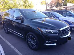 infiniti qx60 2017 infiniti qx60 765 2017 infiniti qx60 uber juno lyft suv tlc for rent or