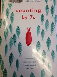 Counting By 7s Book Report Read Aloud Counting By 7s Divisions 17 And 18