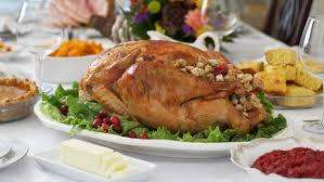 guide to the best restaurants open for thanksgiving dinner in la