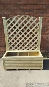 regal trellis planter u2013 denbigh timber products