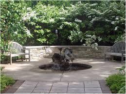 backyards cozy fountain for backyard fountain small garden
