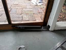 Patio Door Opener by Door Arm U0026 Liftmaster 178b35 Curved Door Arm Garage Door Opener