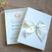 wedding invitation boxes buy wedding invitation boxes and get free shipping on aliexpress