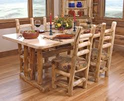 aspen heirloom dining table trestle or leg base