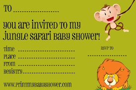 jungle baby shower invite printable lion king baby shower invitations u2013 gangcraft net