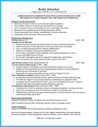 Insurance Resume Format Well Written Csr Resume To Get Applied Soon