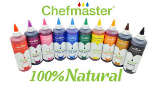 chefmaster food color and synthetic food color