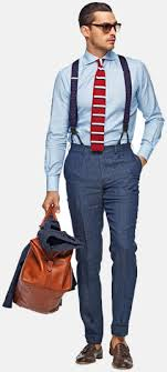what hair styles suit braces how to wear men s suspenders and braces next luxury