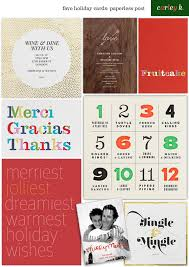 my favorite 2013 holiday cards carley k