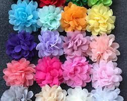 flower hair clip flower hair clip etsy