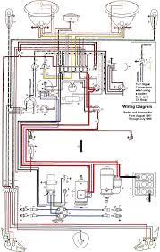 beetle wiring diagram wiring diagram vw beetle sedan and