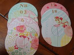 Closet Dividers Diy Baby Closet Dividers Tutorial Easy Sewmuchcraftiness