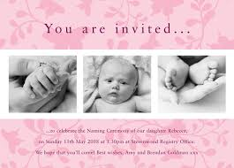 buy pink butterfly christening invitations christening